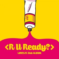 LOVELYZ - VOL.2 [R U READY?]