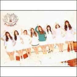 LOVELYZ - LOVELINUS (SINGLE...