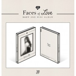 SUZY 秀智- FACES OF LOVE (2ND...