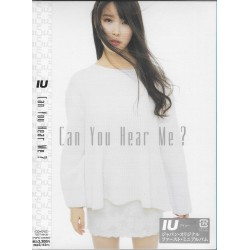IU-CAN YOU HEAR ME? +bonus...