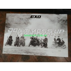 海報 EXO - VOL.5 [DON'T MESS...