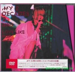 AIKO/MY 2 DECADES 2DVD