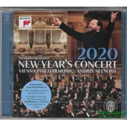 New Year's Concert 2020 CD