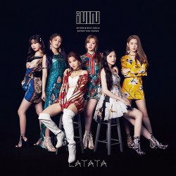 (G)I-DLE LATATA [通常盤, CD ONLY]