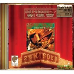 劉德華24K Gold CD -暖暖柔情粵語精選...