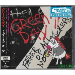 GREEN DAY/FATHER OF ALL... 日版