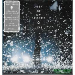 容祖兒 – My Secret Live CD+DVD