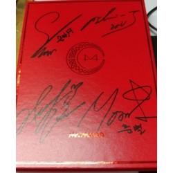 親筆簽名 MAMAMOO  마마무 7th mini...