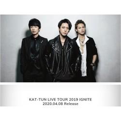 BD 初回 KAT-TUN LIVE TOUR...