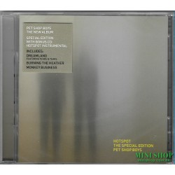 Pet Shop Boys - Hotspot  2CD