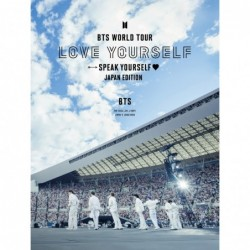 初回限定盤 Blu-ray BTS WORLD...