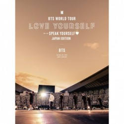 初回限定盤 DVD BTS WORLD TOUR...