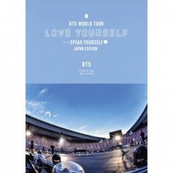 通常盤 Blu-ray BTS WORLD TOUR...