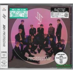 JO1 - PROTOSTAR CD 初回限定盤B