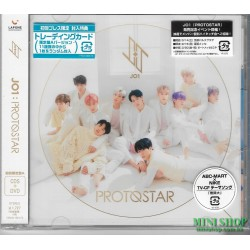 JO1 - PROTOSTAR CD+DVD 初回限定盤A