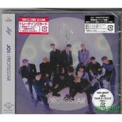 JO1 - PROTOSTAR CD 通常盤