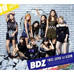 TWICE  BDZ(初回限定盤B) CD,...