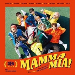 SF9 - MAMMA MIA! (4TH MINI...