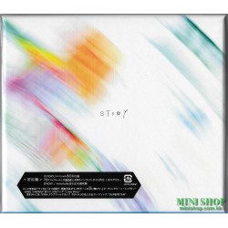 NEWS-STORY 初回版 [台壓版初回盤]CD+DVD