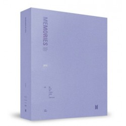 [DVD]BTS MEMORIES OF 2018...