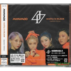 MAMAMOO - REALITY IN BLACK...