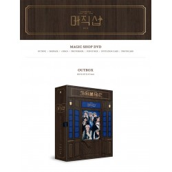 DVD BTS 5TH MUSTER [MAGIC...