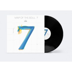 "BTS ON - 7"" Vinyl LP"