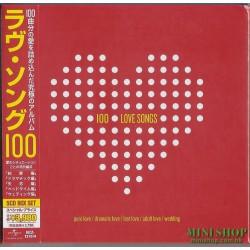 100 LOVE SONGS (5CD)