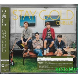 CNBLUE  STAY GOLD [初回限定盤A,...