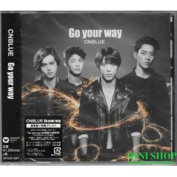 CNBLUE Go your way [通常盤]