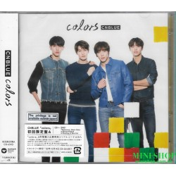 CNBLUE colors [DVD付初回限定盤 A]