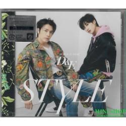 SUPER JUNIOR-D&E STYLE [CD...