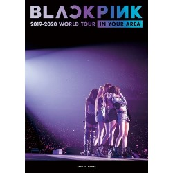 初回DVD BLACKPINK 2019-2020...