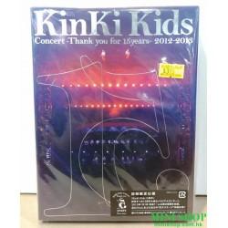 KinKi Kids Concert -Thank...