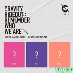 CRAVITY - CRAVITY SEASON1....