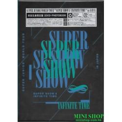 初回DVD SUPER JUNIOR WORLD...