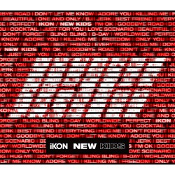 iKON NEW KIDS [初回生産限定盤,...