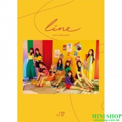 UNI.T - LINE (1ST MINI ALBUM)