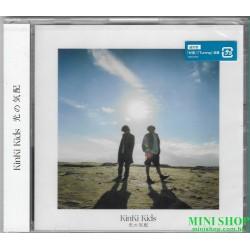 近畿小子/光之跡象 普通版 (CD ONLY) 台版