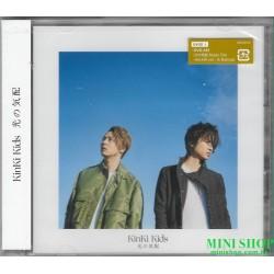 kinki kids 光之氣配 【初回盤A】CD+DVD