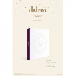 Blu-ray + DVD IU 10th...