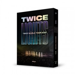 DVD TWICE - TWICE WORLD...