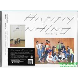 Seventeen Happy Ending 初回限定盤C
