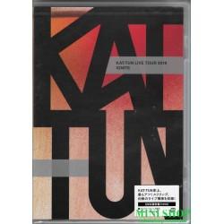 DVD 通常 KAT-TUN LIVE TOUR...