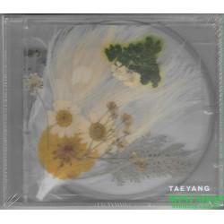 白色 TAEYANG - TAEYANG 3RD...