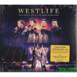 WESTLIFE The Twenty Tour-...