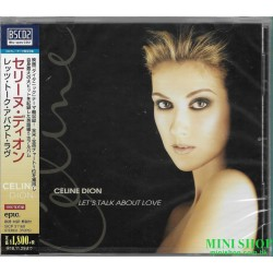 CELINE DION/LET'S TALK...