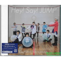 HEY! SAY! JUMP/COSMIC HUMAN...