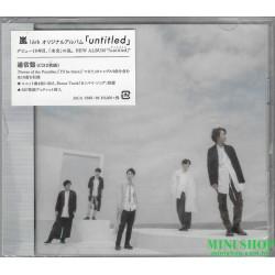 嵐 ARASHI /UNTITLED [通常盤, 2CD]