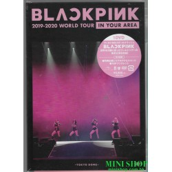 DVD BLACKPINK 2019-2020...